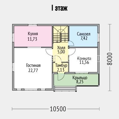 план первого этажа дома галеон