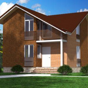 проект дома солнечный