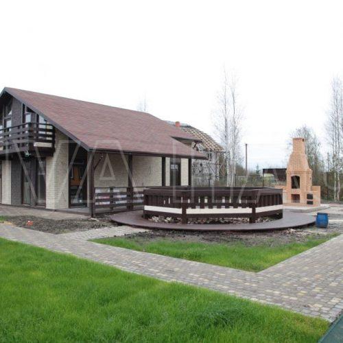 готовый дом по проекту комильфо вид 3