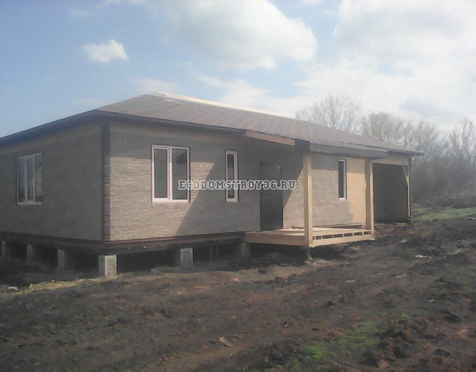 Строительство дома в Липецке 2